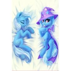 Дакимакура 100х40 Великая и могущественная Трикси. Мультфильм My little Pony