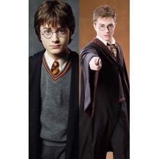 Дакимакура 100х40 Гарри Поттер. Гарри Поттер