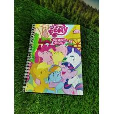 Скетчбук My Little Pony