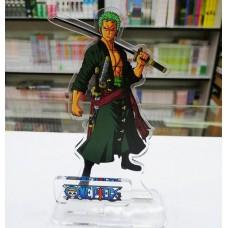 2D фигурка Зорро. Аниме One Piece