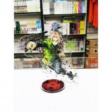 2D фигурка Сакура. Аниме Наруто