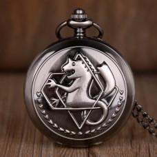 Часы Эдварда Элрика. Аниме Стальной алхимик