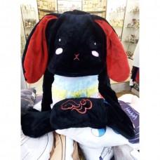 Шапка-кролик (чёрная). Аниме Магистр дьявольского культа