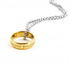 Кулон кольцо Всевластья. Властелин колец
