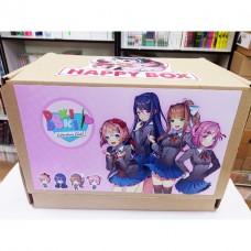 MegaBox Doki Doki Literature Club!