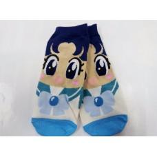 Носки Сейлор Меркурий. Аниме Sailor Moon