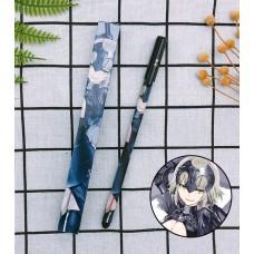 Ручка гелевая. Игра Fate\Grand Order