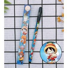 Ручка гелевая. Аниме One Piece