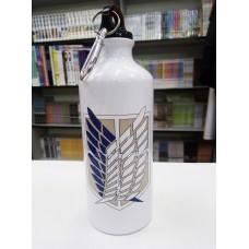 Спортивная бутылка Легион разведки. Аниме Атака Титанов