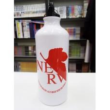 Спортивная бутылка NERV. Аниме Евангелион