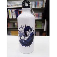 Спортивная бутылка Себастьян и Сиэль. Аниме Тёмный дворецкий