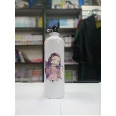 Спортивная бутылка Незуко. Аниме клинок, рассекающий демона