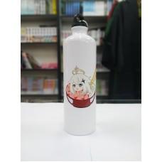 Спортивная бутылка Паймон. Игра Genshin impact