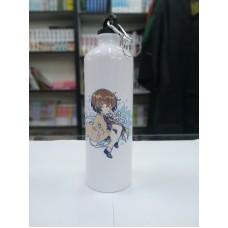 Спортивная бутылка Осаму Дазай. Аниме Великий из бродячих псов