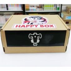 Happy Box Чёрный клевер