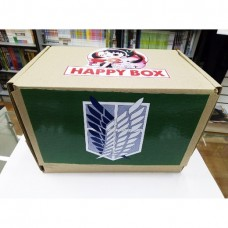 Mega Happy Box Атака титанов