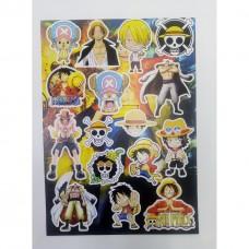 Стикер-пак One Piece №2