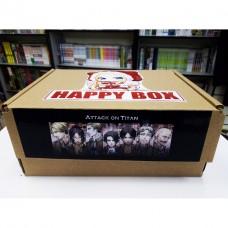 Happy Box Атака титанов