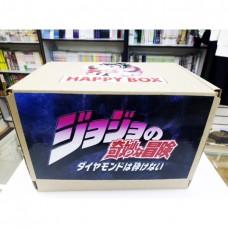 Mega Happy Box невероятные приключения джоджо